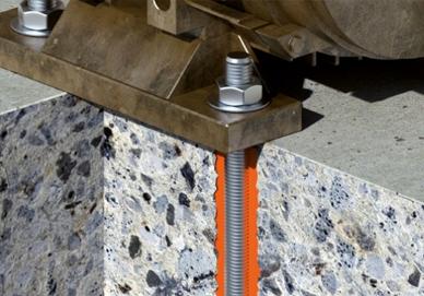 Болт бетон что лучше пеноблок и керамзитобетон