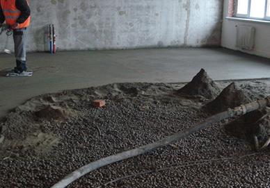 бетон поселок