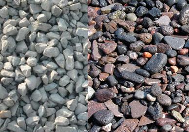 Что используют для бетона щебень или гравий при уплотнении бетонной смеси
