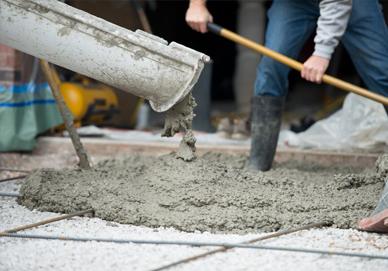 Бетона без плинтус цвета бетона